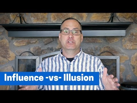 Influence vs Illusion  Joe Joe Dawson