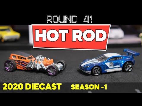 Hot Car Track