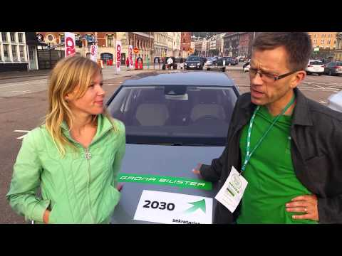 "Oresund Electric Car Rally 2014 dag 1 - ""Ren el och rent spel"""