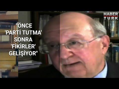 """Prof. Dr. Ersin Kalaycıoğlu: """"Önce 'Parti tutma' sonra 'Fikirler' gelişiyor"""" – Olaylar ve Görüşler"""