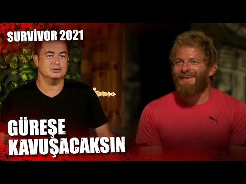 İSMAİL'E GÜREŞ MÜJDESİ! | Survivor 2021