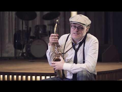 Intervju med saxofonisten Benjamin Koppel