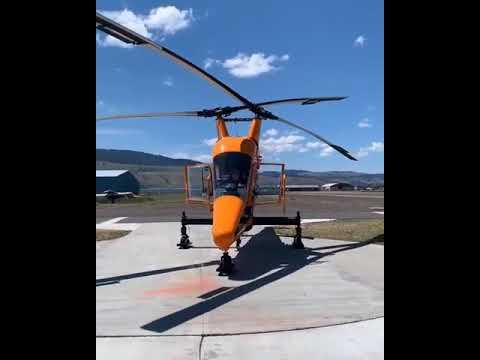 Tek Kafada Çift Rotorlu Helikopter Çalışma Prensibi