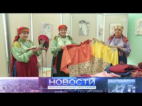 Гардероб сельских домов культуры пополнился новыми национальными костюмами.