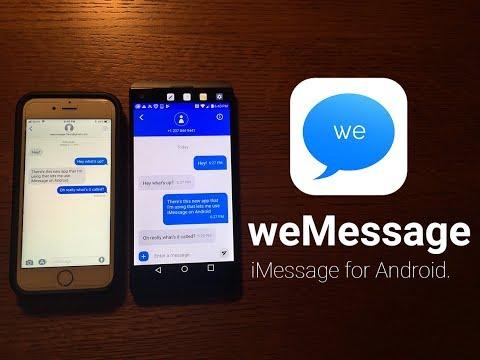 Imessage For Android Download