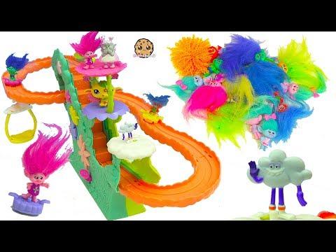 Surprise Dreamworks Trolls Movie Blind Bags- Poppy & Branch Ride Rollercoaster - UCelMeixAOTs2OQAAi9wU8-g