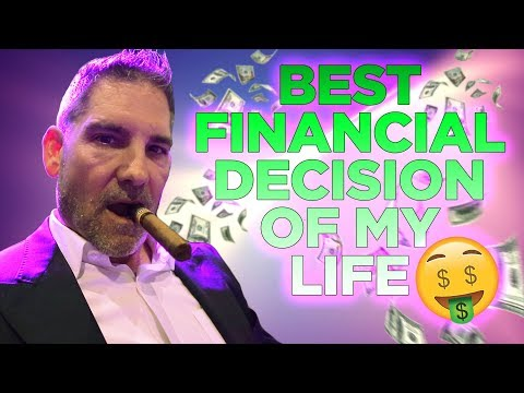 Best Financial Decision of My Life - Grant Cardone photo