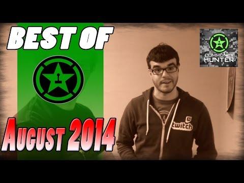 Best of.... Achievement Hunter August 2014 - UCwm59NePcctHtfYanzfyQEQ