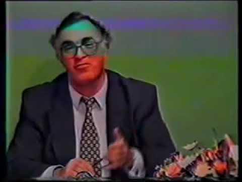 Βασίλης Λεβέντης για το Σκοπιανό (έτος 1993).