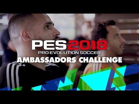 PES 2018 Ambassadors Challenge