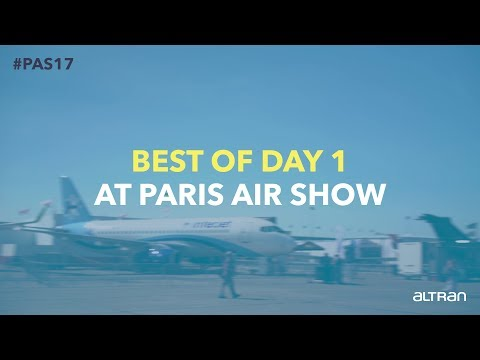 Best of day 1 at Paris Air Show