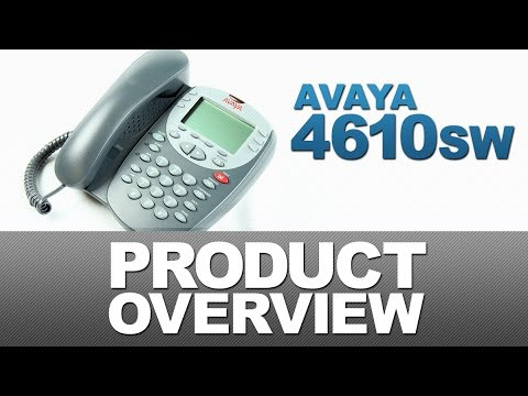 Avaya 4610SW Product Overview