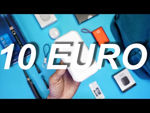8 GADGET TECH sotto i 10 EURO !