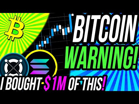 I BOUGHT M OF THIS ALTCOIN!! BITCOIN PRICE WARNING!?!! China Unbans BITCOIN! Crypto News & Trading