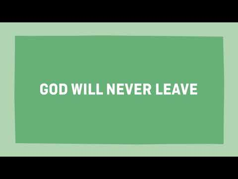 Lyric Video - He Will Always Be There