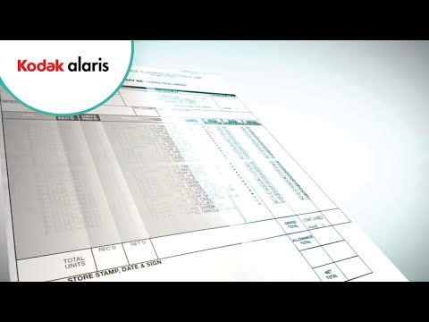 Alaris Perfect Page Technology l Alaris, a Kodak Alaris business Preview