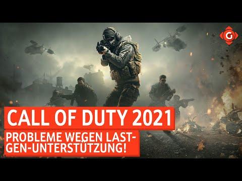 Call of Duty 2021: Probleme wegen Last-Gen-Version! Days Gone 2: Details zum Nachfolger!   GW-NEWS