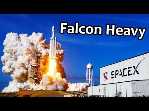 Despega el Falcon Heavy: el cohete más poderoso | Noticias 12/02/2018