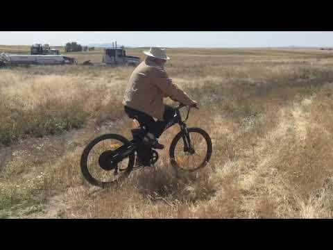 ebikes in rural America