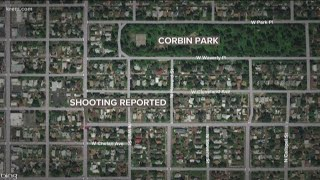 One person injured in North Central Spokane shooting
