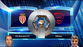 AS Monaco FC vs Nîmes Prediction & Preview 25/08/2019 - Football Predictions