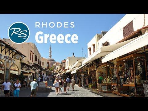 Rhodes, Greece: Old Town – Rick Steves' Europe Travel Guide – Travel Bite