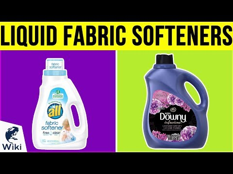 10 Best Liquid Fabric Softeners 2019 - UCXAHpX2xDhmjqtA-ANgsGmw