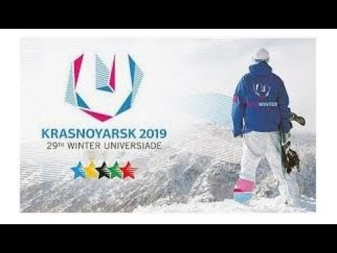 LIVE - 2019 WINTER UNIVERSIADE - Krasnoyarsk (Russia) 2019