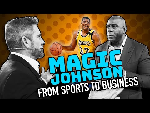 Magic Johnson from Sports to Business with Grant Cardone photo
