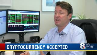 Cryptocurrency is rising in local popularity