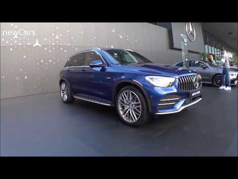 The 2020 Mercedes GLC43 4MATIC