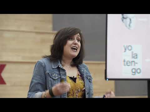 Can We Learn to Self-Curate Better Content? | Lisa Reynolds | TEDxScranton photo