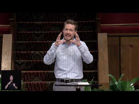 Sermon - 04/26/2020 - Pastor Ben Anderson - Christ Church Nashville