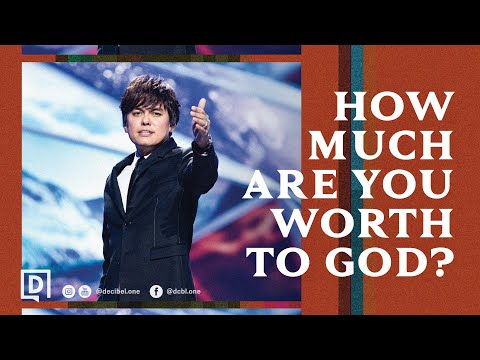 How Much Are You Worth To God?  Joseph Prince