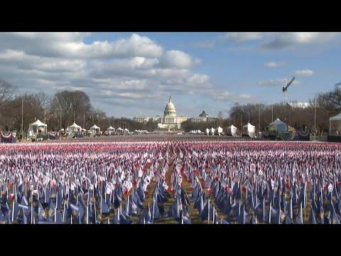 T13 en Estados Unidos: Joe Biden asumirá como Presidente en inédito cambio de mando