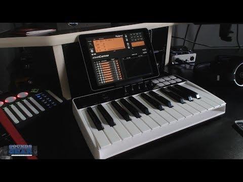 SoundsAndGear Live - Mobile Tools - Roland Sound Canvas App
