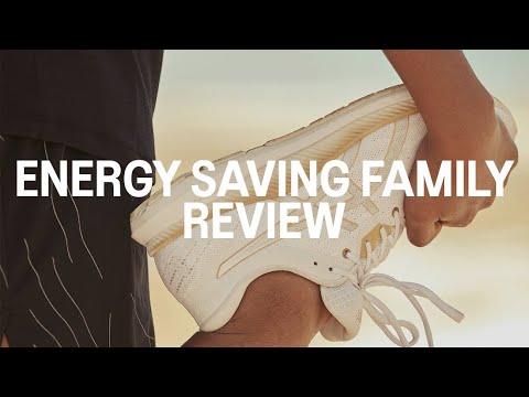 ENERGY SAVING FAMILY Review | ASICS