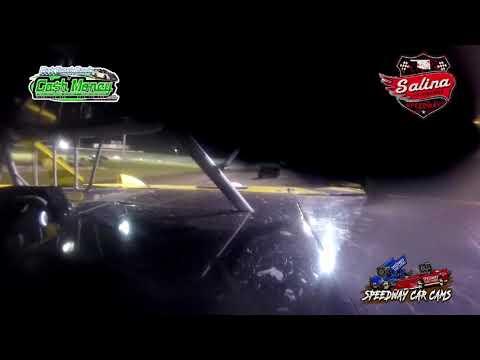 #71III Jimmy Body - Cash Money Late Model - 5-1-2021 Salina Highbanks Speedway - In Car Camera - dirt track racing video image