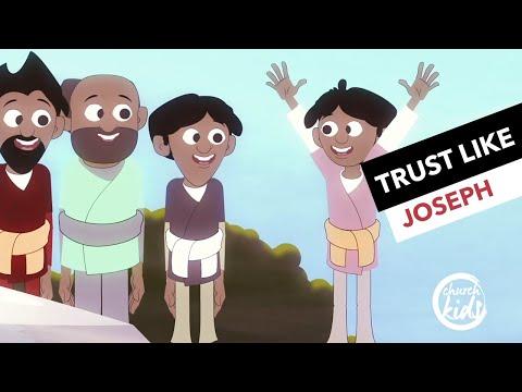 ChurchKids: Trust Like Joseph