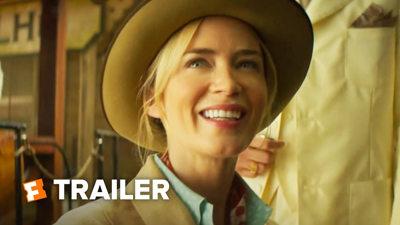 Jungle Cruise Dr. Lily Houghton Trailer (2021)   Movieclips Trailers