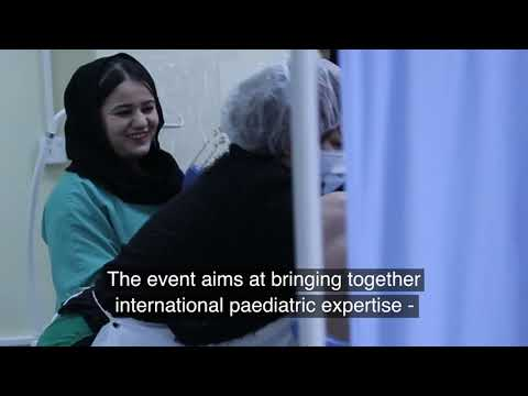 MSF Paediatric Days 2019: Follow the live stream on our website