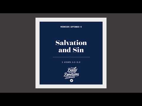 Salvation and Sin - Daily Devotion