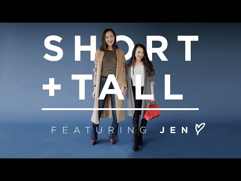Short and Tall Lookbook w/ Jen Frmheadtotoe