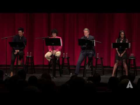 """2016 Nicholl Live Read: """"Tween the Ropes"""""""