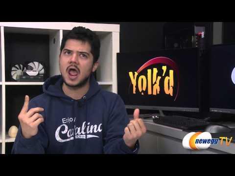 Newegg TV: Yolk'd #22 - Fiesta de Robot Jellyfish - UCJ1rSlahM7TYWGxEscL0g7Q