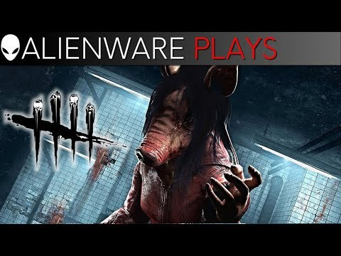 Dead by Daylight Gameplay on Alienware Area-51 with Tobii Eye Tracking