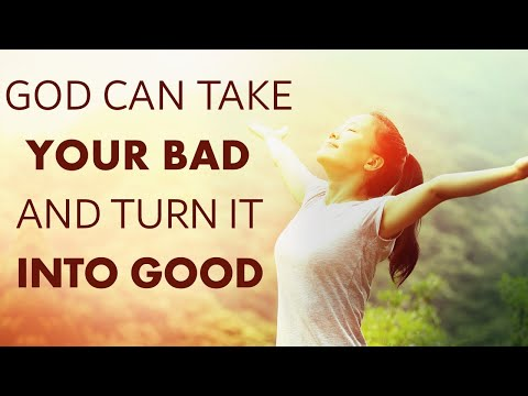 GOD CAN TAKE YOUR BAD AND TURN IT INTO GOOD - BIBLE PREACHING  PASTOR SEAN PINDER