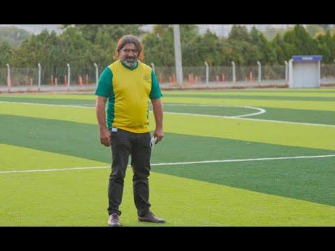 Fenerbahçe'nin eski futbolcusu Faruk Yiğit'ten yetiştiği kulübe ziyaret