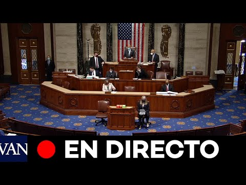 DIRECTO: El Congreso de EE.UU. vota el 'impeachment' contra Trump