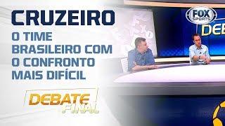 QUEM PASSA NA LIBERTADORES? Bancada do Debate Final analisa confrontos de times brasileiros